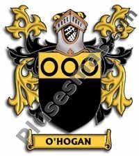 Escudo del apellido Ohogan