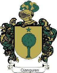 Escudo del apellido Ojanguren
