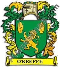 Escudo del apellido Okeeffe