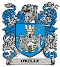 Escudo del apellido Okelly