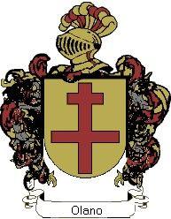 Escudo del apellido Olano