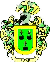 Escudo del apellido Olay