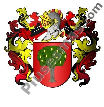 Escudo del apellido Olcina