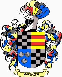 Escudo del apellido Oliete