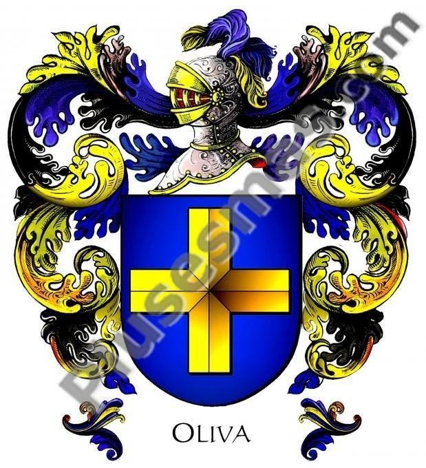 Escudo del apellido Oliva