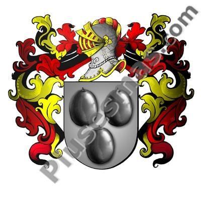 Escudo del apellido Olivas