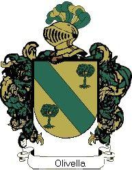 Escudo del apellido Olivella