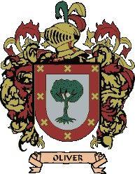 Escudo del apellido Oliver