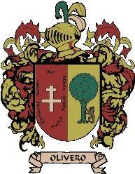 Escudo del apellido Olivero