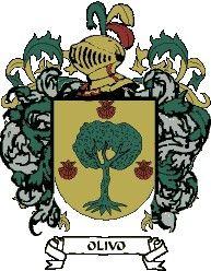 Escudo del apellido Olivo