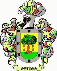 Escudo del apellido Olivos