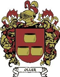Escudo del apellido Oller
