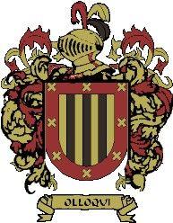 Escudo del apellido Olloqui