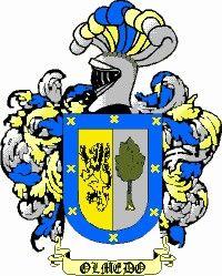 Escudo del apellido Olmedo
