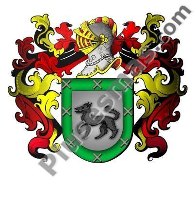 Escudo del apellido Olmo