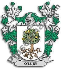 Escudo del apellido Oluby