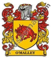 Escudo del apellido Omalley