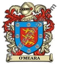 Escudo del apellido Omeara