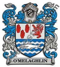 Escudo del apellido Omelaghlin