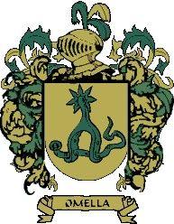 Escudo del apellido Omella