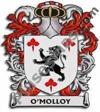 Escudo del apellido Omolloy
