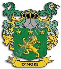 Escudo del apellido Omore