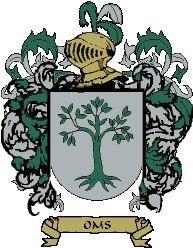 Escudo del apellido Oms