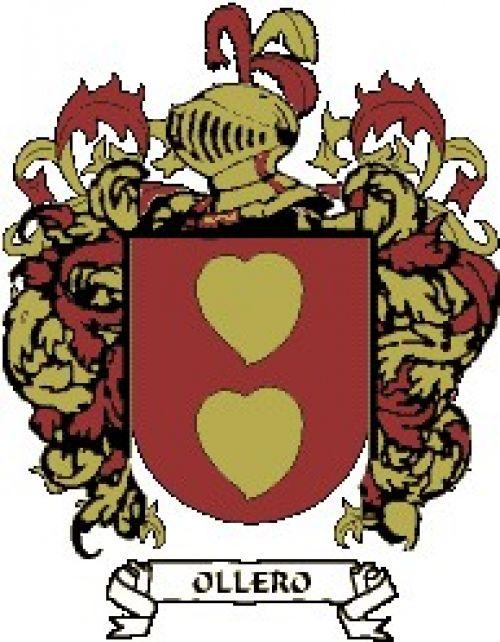 Escudo del apellido Ollero