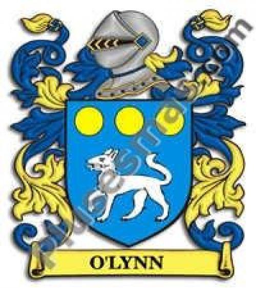 Escudo del apellido Olynn