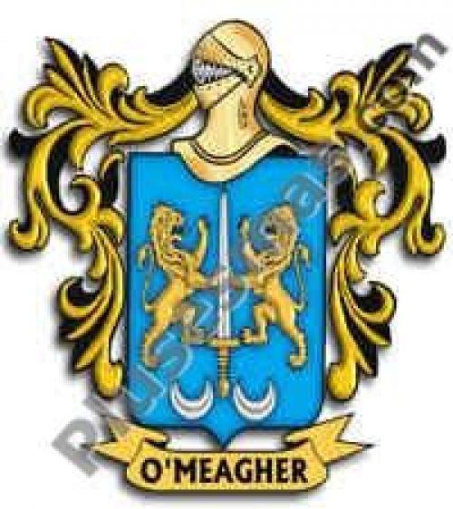 Escudo del apellido Omeagher
