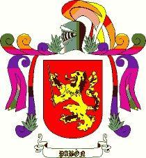 Escudo del apellido Pabón