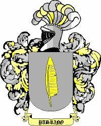 Escudo del apellido Padrino