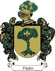 Escudo del apellido Padro
