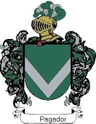 Escudo del apellido Pagador