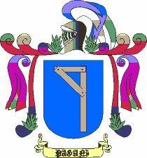 Escudo del apellido Pagani