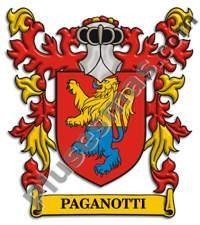 Escudo del apellido Paganotti