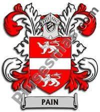 Escudo del apellido Pain