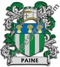 Escudo del apellido Paine