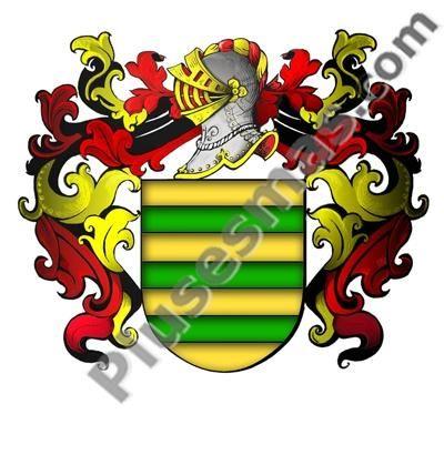 Escudo del apellido Pajares