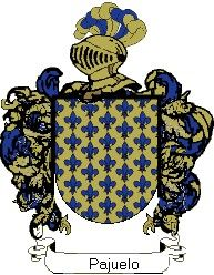 Escudo del apellido Pajuelo
