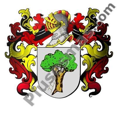 Escudo del apellido Palaci
