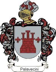 Escudo del apellido Palavecini