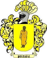 Escudo del apellido Palazón