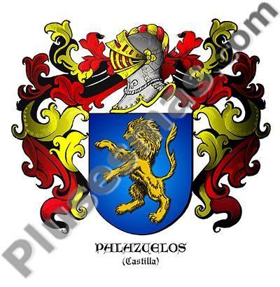 Escudo del apellido Palazuelos