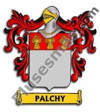 Escudo del apellido Palchy