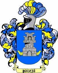 Escudo del apellido Palejá