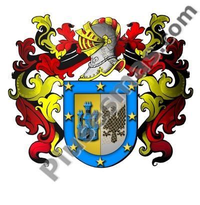 Escudo del apellido Palenzuela