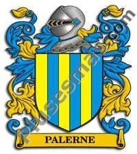 Escudo del apellido Palerne