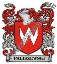 Escudo del apellido Paliszewski