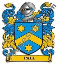 Escudo del apellido Pall